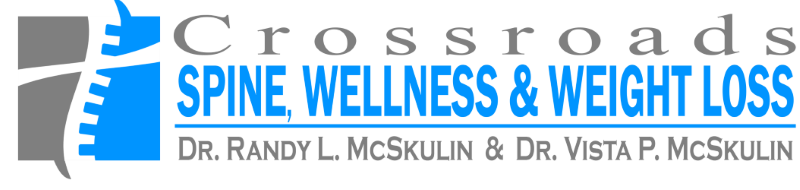 Crossroads logo Spine Wellness and Weight Loss